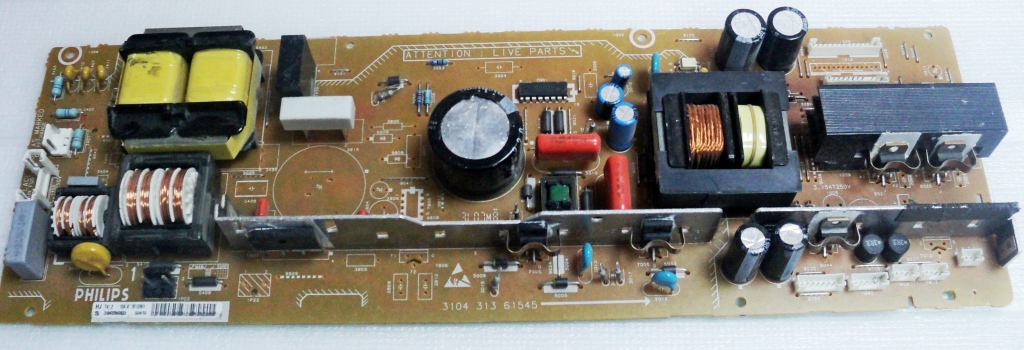 PSU 3104 313 61545 (Philips 42PFL7862D/10 Q528.1E LB)