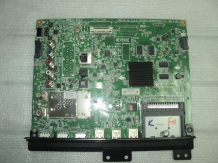 Main LD/LE51H EAX66207203(1.0) (LG 40LF630V)